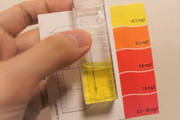 亜硝酸試験薬