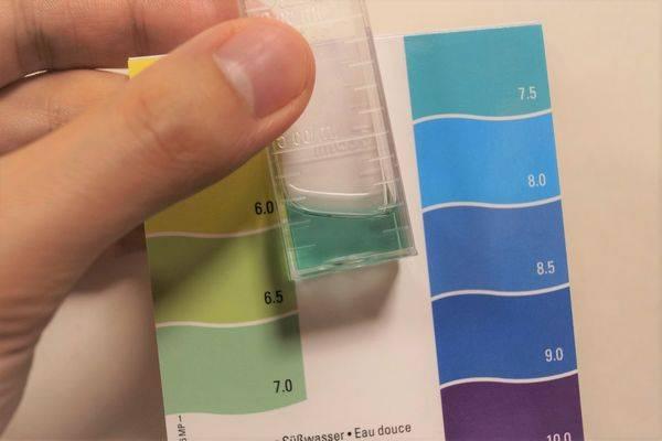 pH試験薬