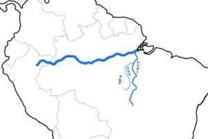 シングー川、イリリ川、クルア川